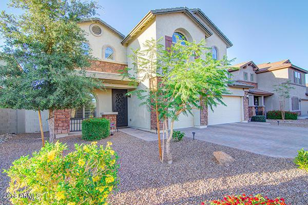 11518 E Seaver Avenue, Mesa, AZ 85212 (MLS #5778471) :: Gilbert Arizona Realty