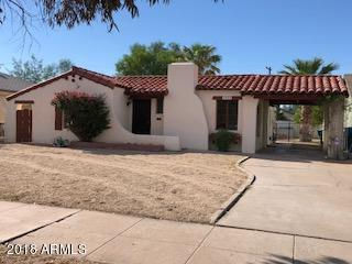 1533 E Brill Street, Phoenix, AZ 85006 (MLS #5784183) :: The Garcia Group @ My Home Group