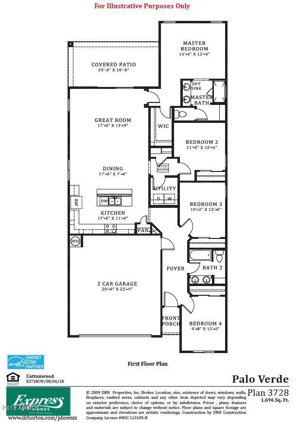 1263 E Thomas Drive, Casa Grande, AZ 85122 (MLS #5858849) :: Lifestyle Partners Team