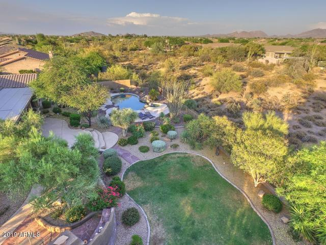 5695 E Blue Sky Drive, Scottsdale, AZ 85266 (MLS #5880109) :: Occasio Realty