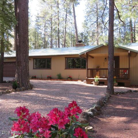 8547 N Pima Place, Pinetop, AZ 85935 (MLS #5887854) :: Conway Real Estate