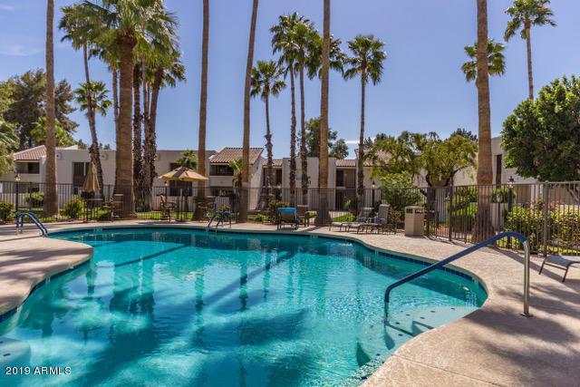 7350 N Via Paseo Del Sur P205, Scottsdale, AZ 85258 (MLS #5909034) :: Homehelper Consultants