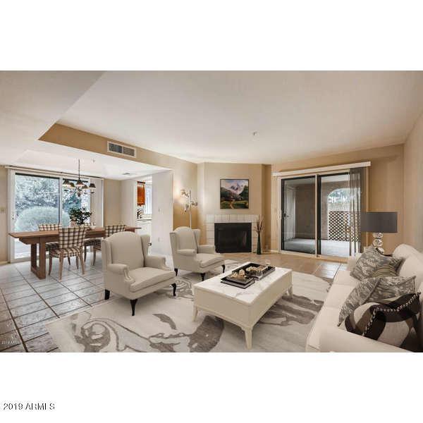 9450 N 95TH Street #120, Scottsdale, AZ 85258 (MLS #5923056) :: Phoenix Property Group