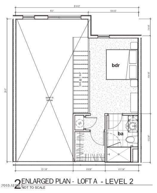 1130 N 2ND Street #404, Phoenix, AZ 85004 (MLS #5943811) :: Kortright Group - West USA Realty
