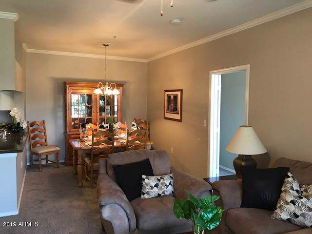 5345 E Van Buren Street #318, Phoenix, AZ 85008 (MLS #5956702) :: Devor Real Estate Associates