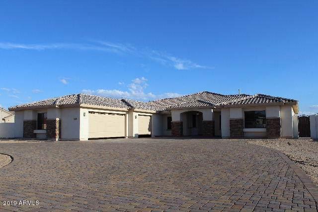 16119 W Cheryl Court, Waddell, AZ 85355 (MLS #5975821) :: Riddle Realty Group - Keller Williams Arizona Realty