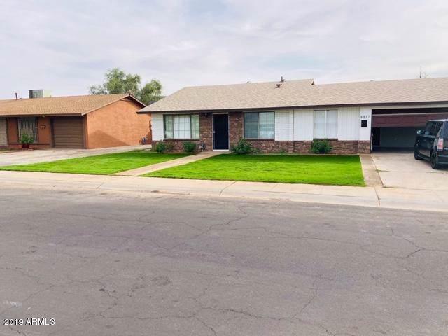 8821 W Heatherbrae Drive, Phoenix, AZ 85037 (MLS #5997592) :: The Kenny Klaus Team