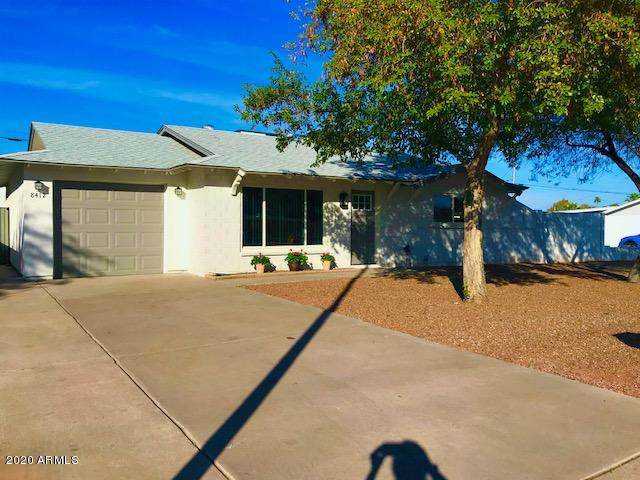 8412 E Oak Street, Scottsdale, AZ 85257 (MLS #6024336) :: Brett Tanner Home Selling Team