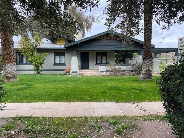 48 W Holly Street, Phoenix, AZ 85003 (MLS #6039313) :: Balboa Realty