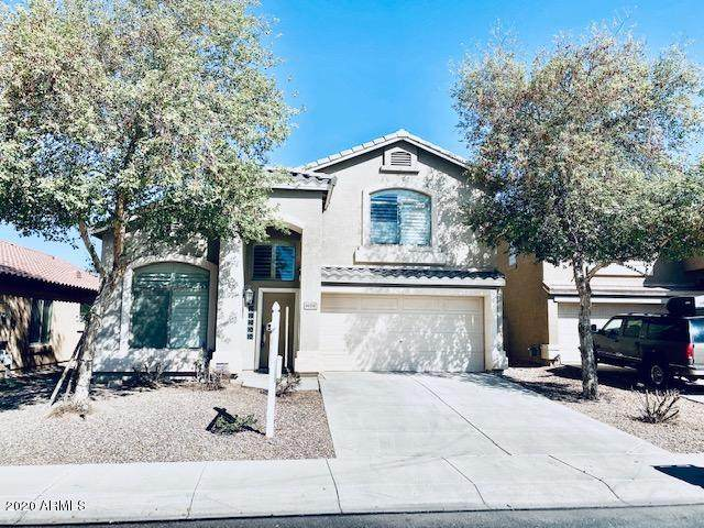 40318 W Hayden Drive, Maricopa, AZ 85138 (MLS #6039547) :: Brett Tanner Home Selling Team