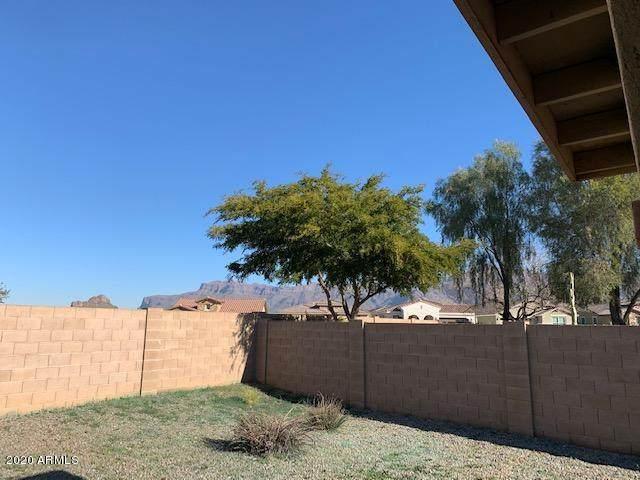 10730 E Secret Canyon Road, Gold Canyon, AZ 85118 (MLS #6039856) :: The Kenny Klaus Team