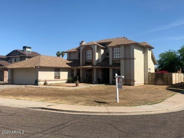 7297 W Shaw Butte Drive, Peoria, AZ 85345 (MLS #6050980) :: Klaus Team Real Estate Solutions
