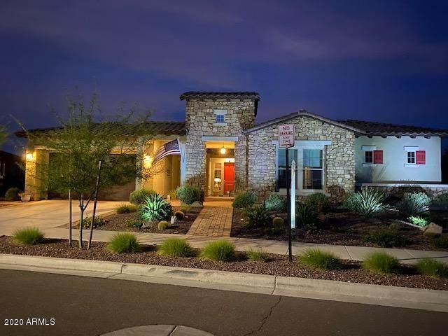 4743 N 209TH Drive, Buckeye, AZ 85396 (MLS #6065425) :: Arizona Home Group
