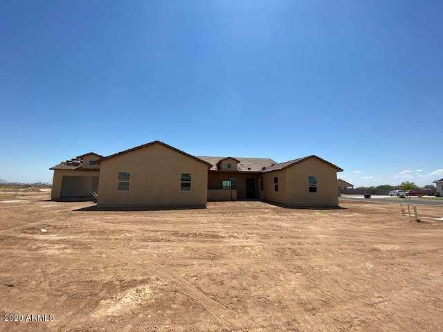 9293 W Chalco Mountain Court, Casa Grande, AZ 85194 (MLS #6095166) :: Klaus Team Real Estate Solutions