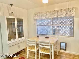 10960 N 67th Avenue #27, Glendale, AZ 85304 (MLS #6140293) :: Conway Real Estate