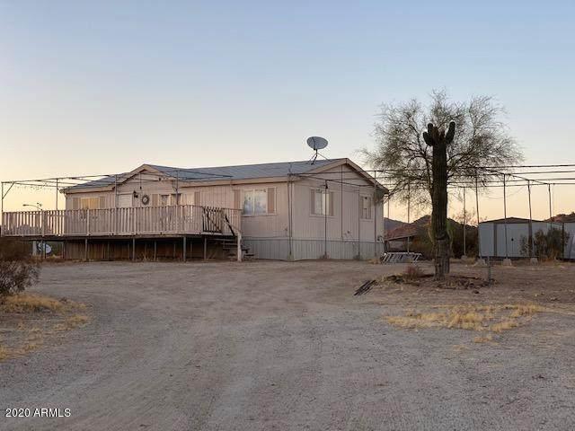 3954 W Adobe Dam Road, Queen Creek, AZ 85142 (MLS #6147607) :: Nate Martinez Team