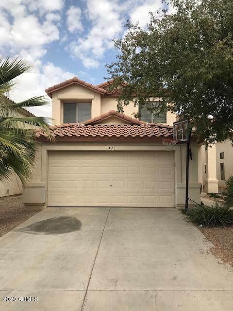 458 E Kelsi Avenue, San Tan Valley, AZ 85140 (MLS #6149114) :: Brett Tanner Home Selling Team
