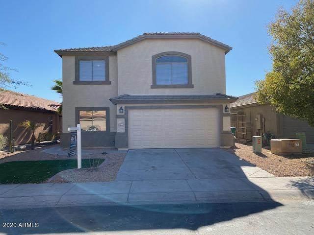 42443 W Hillman Drive, Maricopa, AZ 85138 (MLS #6164551) :: Lifestyle Partners Team