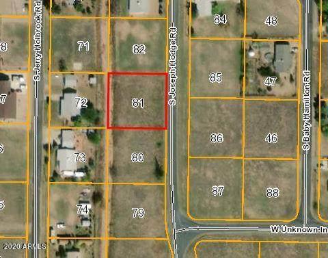 18604 S Joseph Hodge Road, Peeples Valley, AZ 86332 (MLS #6171363) :: Service First Realty