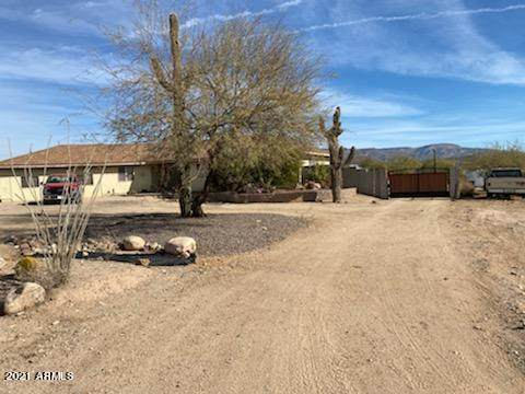 48307 N 31ST Avenue, New River, AZ 85087 (MLS #6178568) :: The Riddle Group