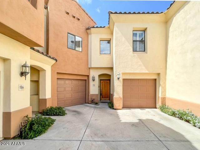 1102 W Glendale Avenue #109, Phoenix, AZ 85021 (MLS #6206764) :: Yost Realty Group at RE/MAX Casa Grande