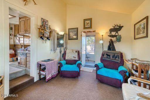 5102 S Sun Dog Trail, Williams, AZ 86046 (MLS #6229798) :: Executive Realty Advisors