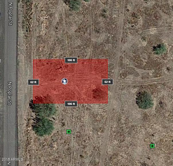 3202X S Poplar Street, Wittmann, AZ 85361 (MLS #5657270) :: Brett Tanner Home Selling Team