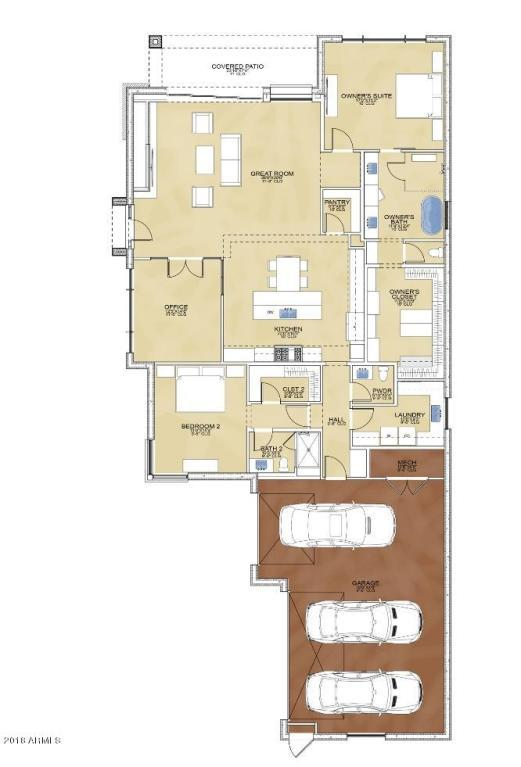 6369 N Lost Dutchman Drive, Paradise Valley, AZ 85253 (MLS #5707080) :: Occasio Realty