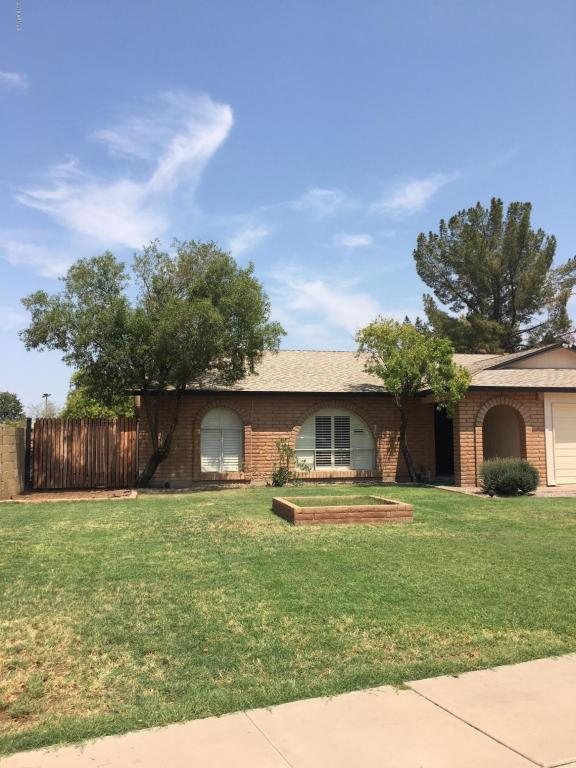 1811 N Bullmoose Drive, Chandler, AZ 85224 (MLS #5787689) :: The Jesse Herfel Real Estate Group