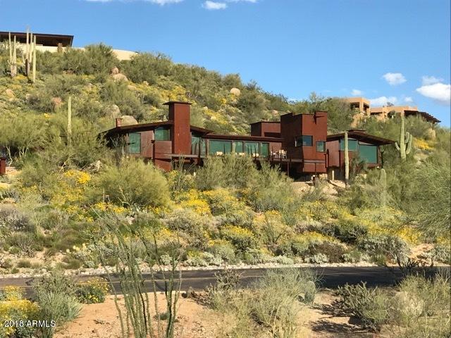 36417 N Sidewinder Road, Carefree, AZ 85377 (MLS #5817299) :: The Garcia Group