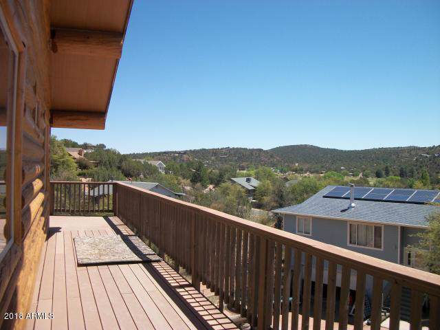 301 S Brassie Drive, Payson, AZ 85541 (MLS #5854746) :: My Home Group