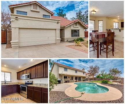 3520 N Copenhagen Drive, Avondale, AZ 85392 (MLS #5955872) :: Brett Tanner Home Selling Team