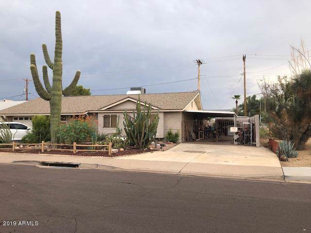 8001 E Monte Vista Road, Scottsdale, AZ 85257 (MLS #5979236) :: The Kenny Klaus Team