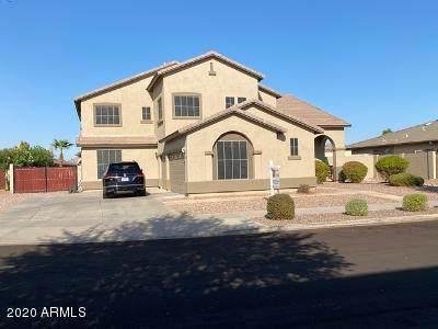 20320 S 187TH Street, Queen Creek, AZ 85142 (MLS #6128604) :: Riddle Realty Group - Keller Williams Arizona Realty