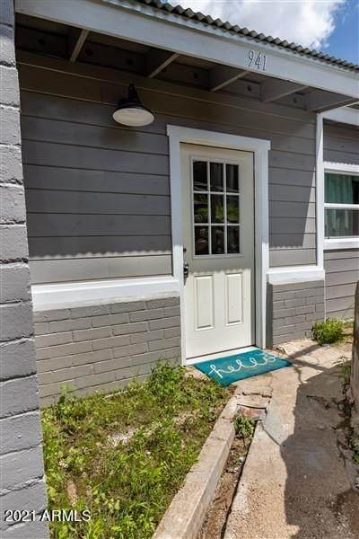941 Pueblo Court, Bisbee, AZ 85603 (MLS #6221750) :: Elite Home Advisors