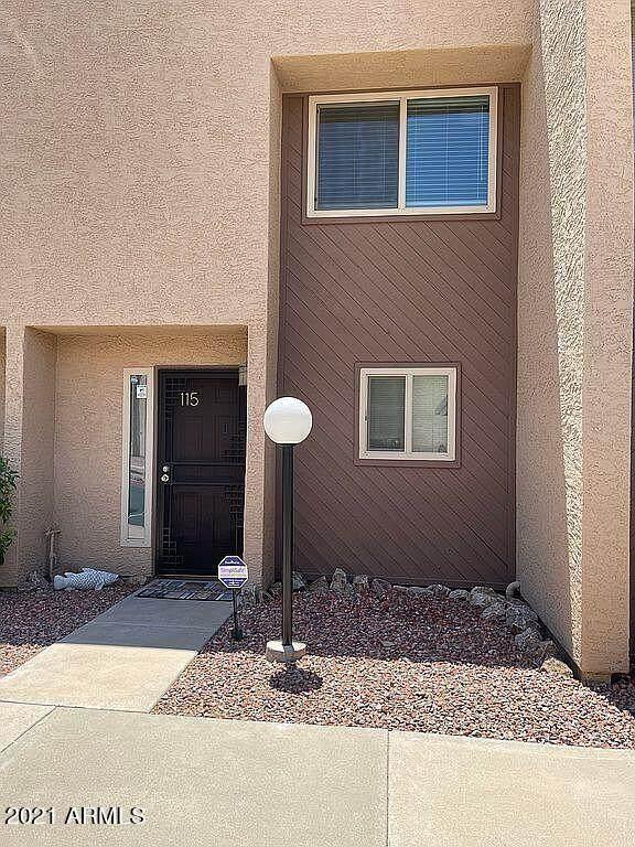 1601 W Sunnyside Drive #115, Phoenix, AZ 85029 (MLS #6283642) :: The Riddle Group