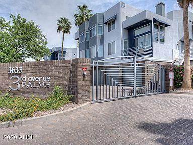 3633 N 3RD Avenue #2076, Phoenix, AZ 85013 (MLS #6145702) :: Maison DeBlanc Real Estate