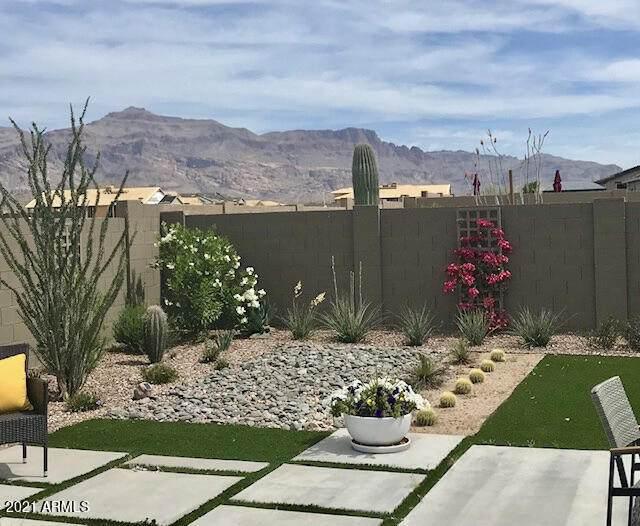 11996 E Chevelon Trail, Gold Canyon, AZ 85118 (MLS #6219767) :: Dijkstra & Co.