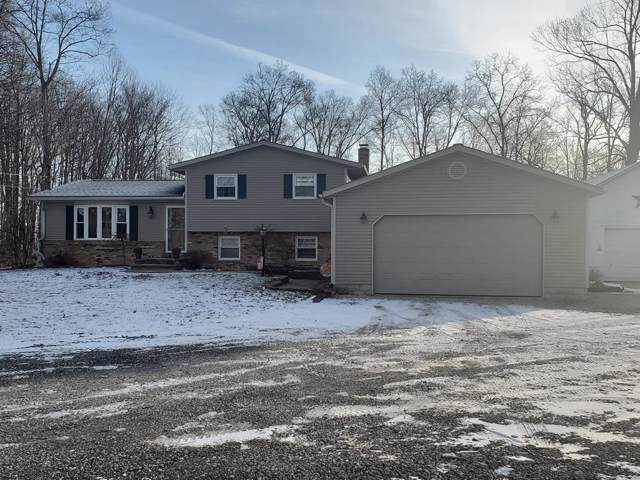 1671 Co Rd 995, Ashland, OH 44805 (MLS #222131) :: The Holden Agency