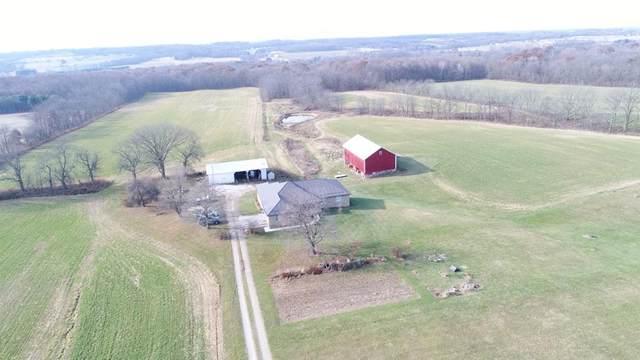 1144 Sr 89, Ashland, OH 44805 (MLS #222249) :: The Holden Agency