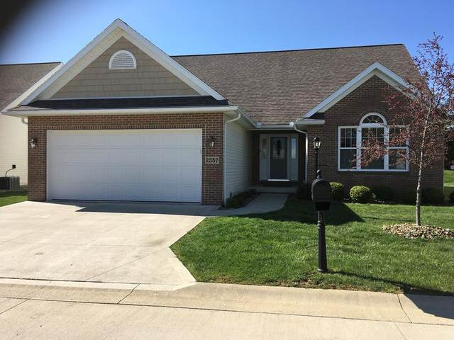2357 Magnolia Dr, Ashland, OH 44805 (MLS #222305) :: The Holden Agency