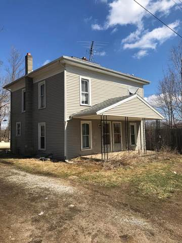 72 Co Rd 2160, Jeromesville, OH 44840 (MLS #222361) :: The Holden Agency