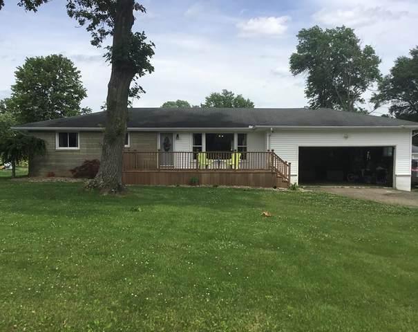 958 N. Stewart Road, Mansfield, OH 44903 (MLS #222447) :: The Holden Agency