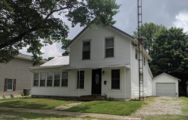 39 Mills Ave, Plymouth, OH 44865 (MLS #222452) :: The Holden Agency