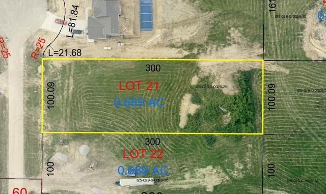0 Twp Rd 973, Ashland, OH 44805 (MLS #222457) :: The Holden Agency