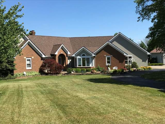 15 State Route 60, New  London, OH 44851 (MLS #222465) :: The Holden Agency