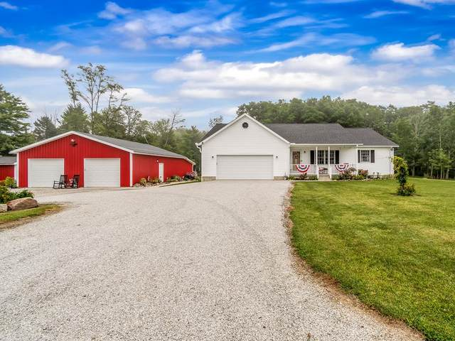 481 Twp Rd 391, SULLIVAN, OH 44880 (MLS #222638) :: The Holden Agency