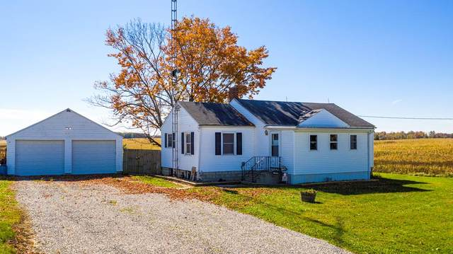 5571 West Road, Plymouth, OH 44865 (MLS #222771) :: The Holden Agency