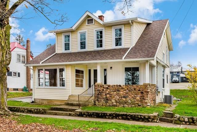 49 N High St, Jeromesville, OH 44840 (MLS #222845) :: The Holden Agency