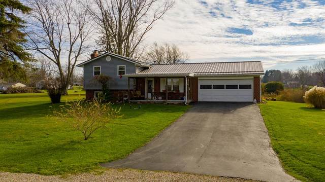 1724 Denzler Circle, Mansfield, OH 44903 (MLS #222855) :: The Holden Agency